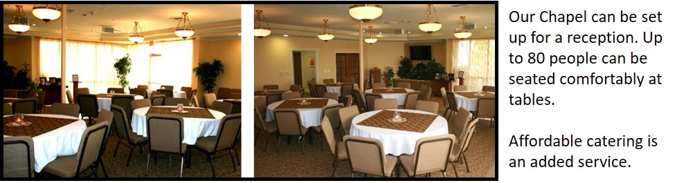Picture4 Chapel Banquet Style - Our Facilities