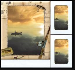 Angler's Glory Book Set