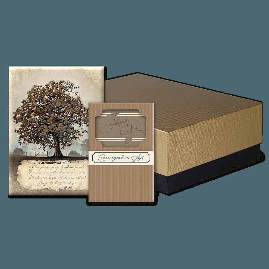 BS Family Tree Tribute Boxset web 1 - Register Books & Folders