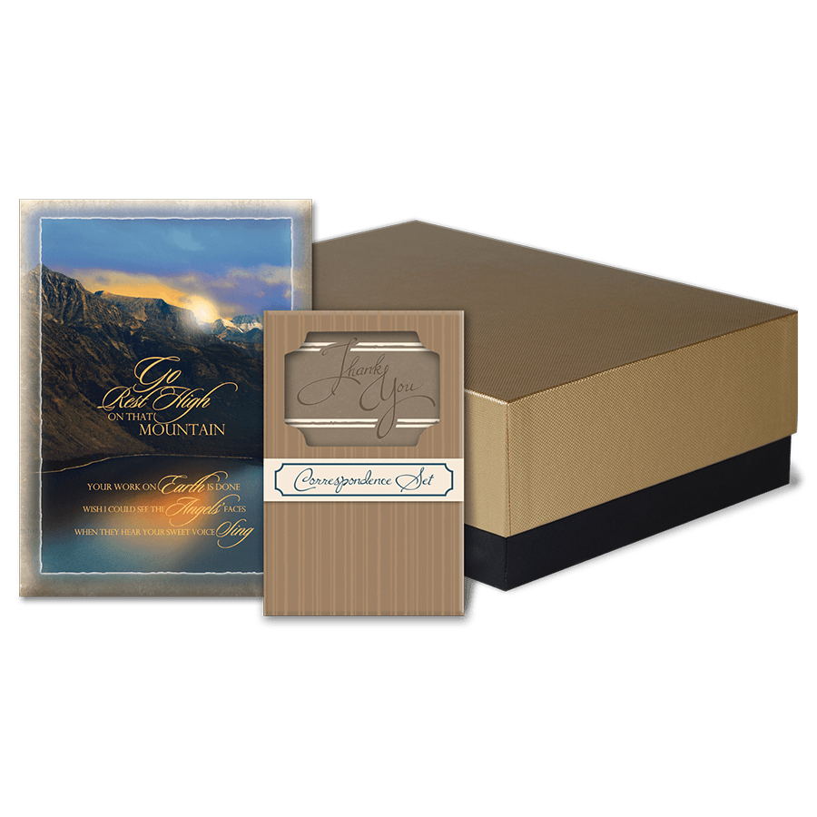BS Go Rest High Tribute Boxset web 1 - Register Books & Folders