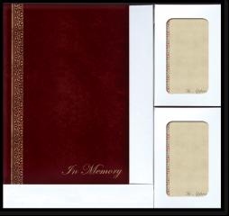 Passages Book Set Burgundy