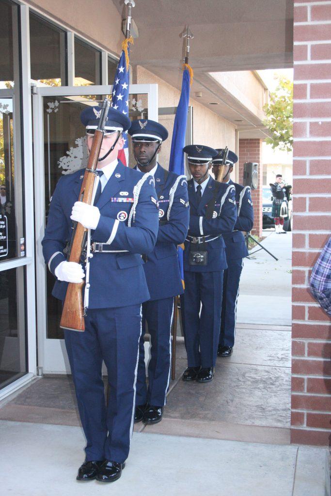 1GunSalute - Snapshots of Veteran's Day of Honor