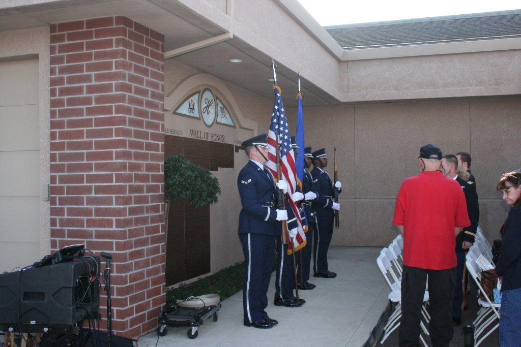 IMG 1551 - Snapshots of Veteran's Day of Honor