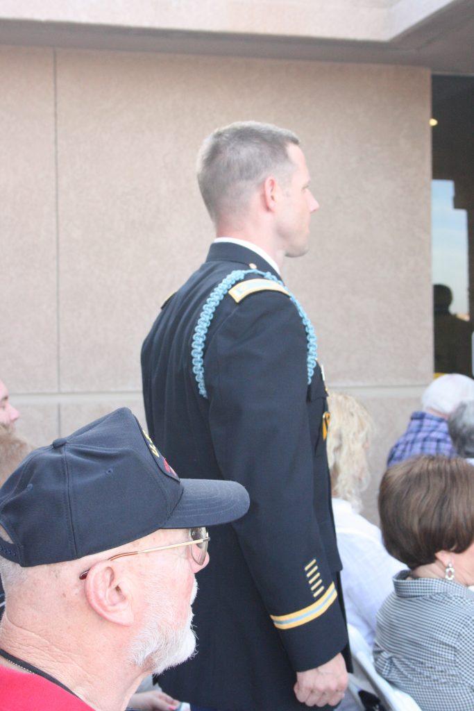 IMG 1593 - Snapshots of Veteran's Day of Honor