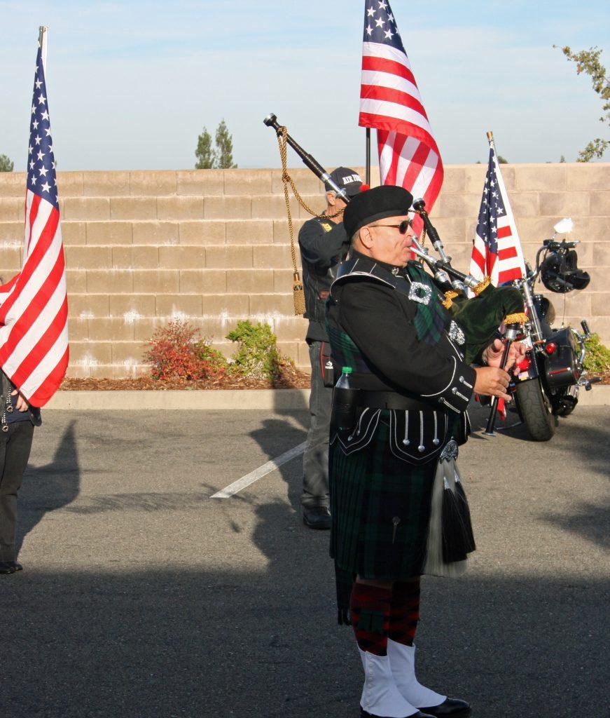 IMG 1608b - Snapshots of Veteran's Day of Honor