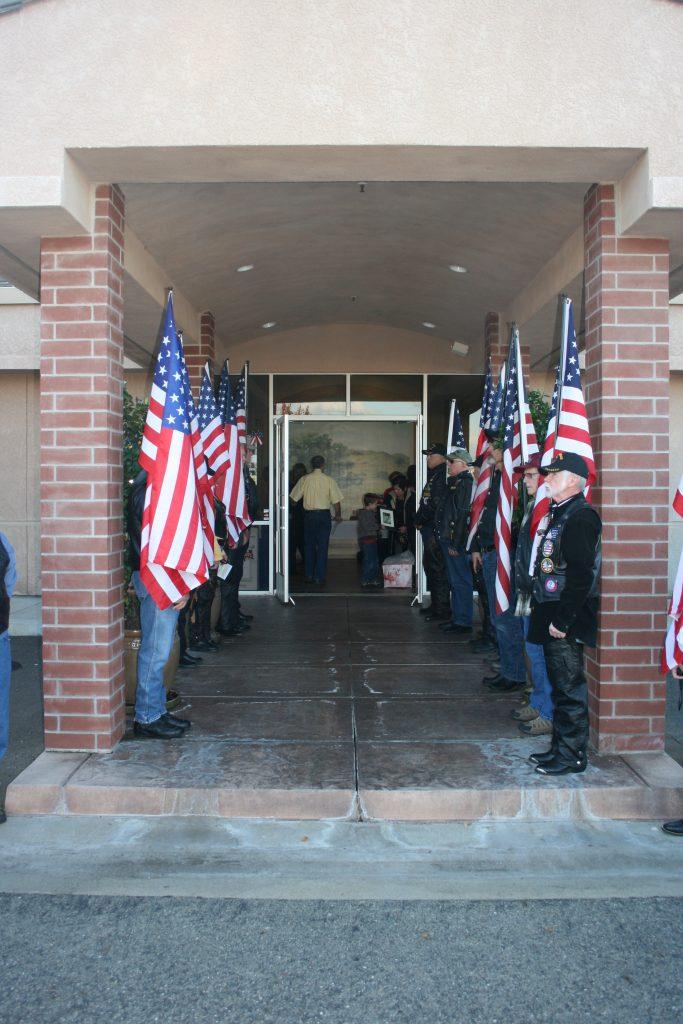 IMG 2815 - Snapshots of Veteran's Day of Honor