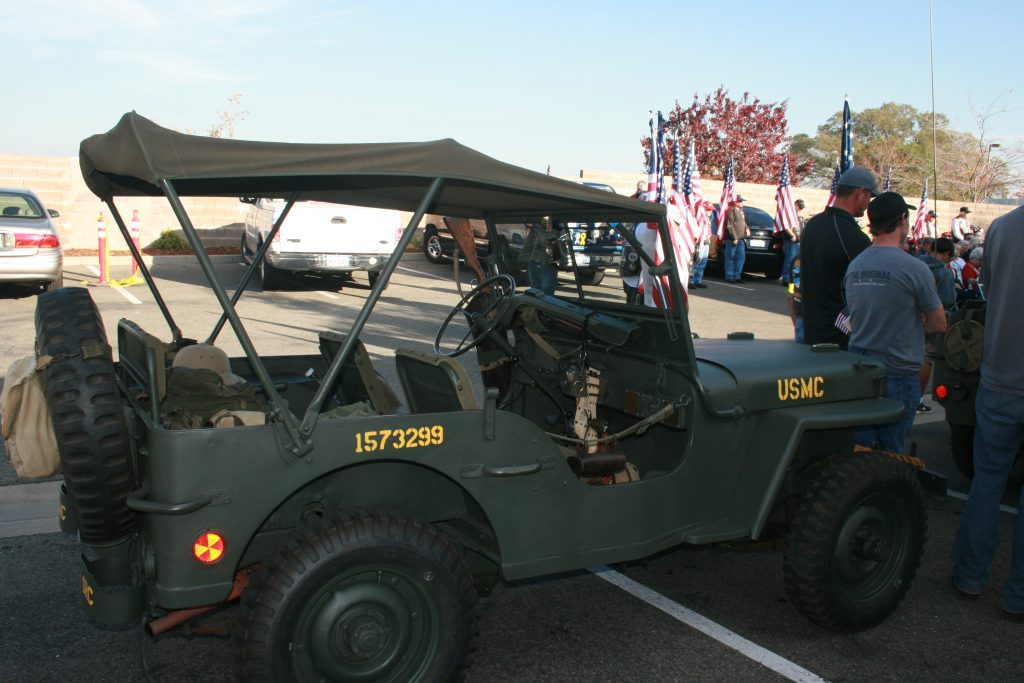 IMG 6225 - Snapshots of Veteran's Day of Honor