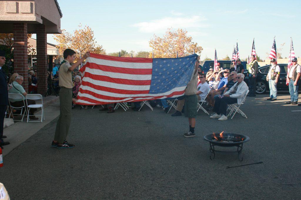 IMG 6238 - Snapshots of Veteran's Day of Honor