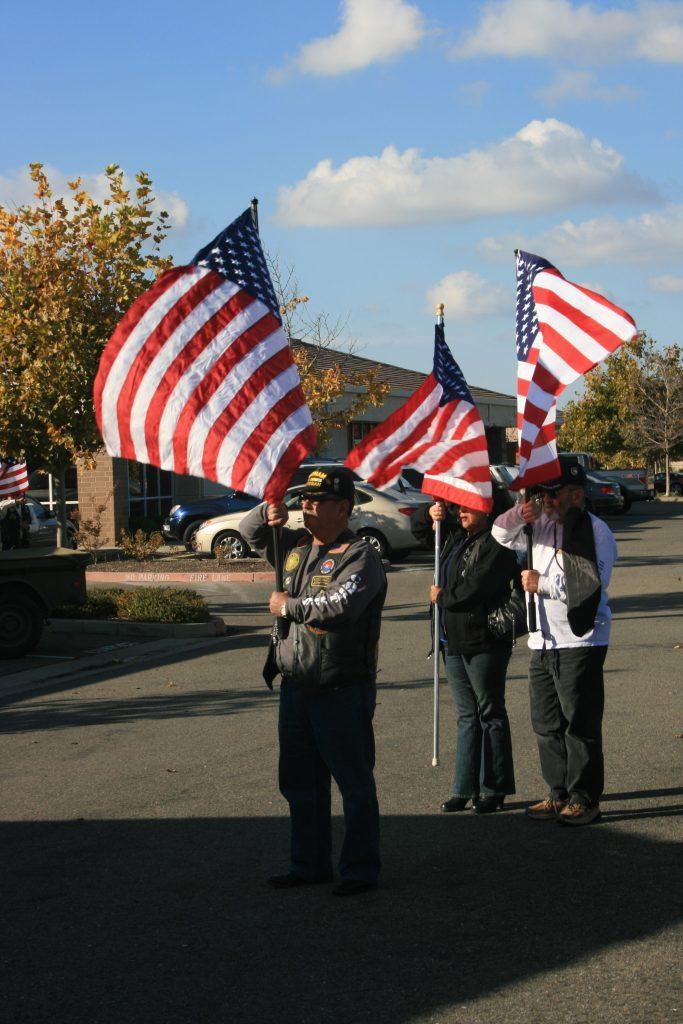 IMG 8019 - Snapshots of Veteran's Day of Honor