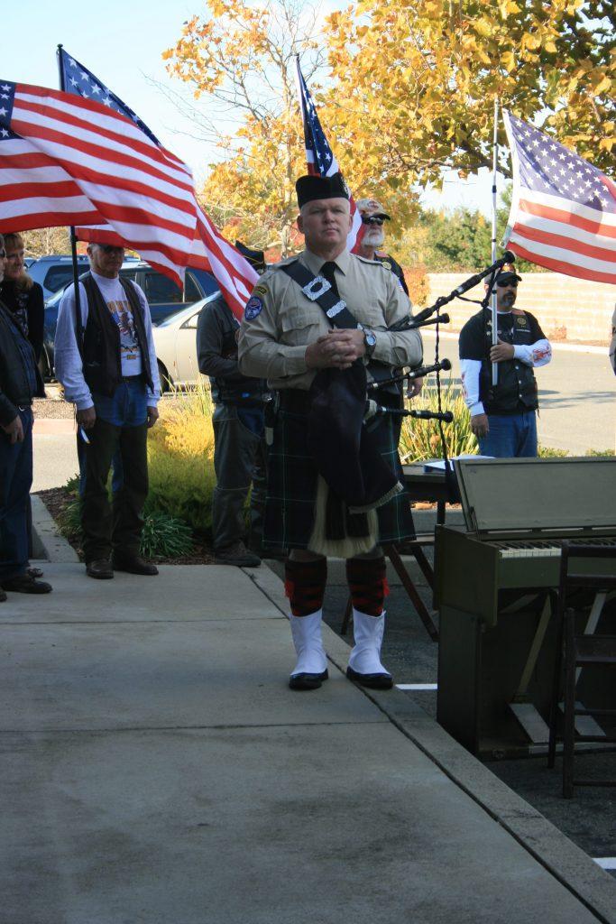 IMG 8039 - Snapshots of Veteran's Day of Honor