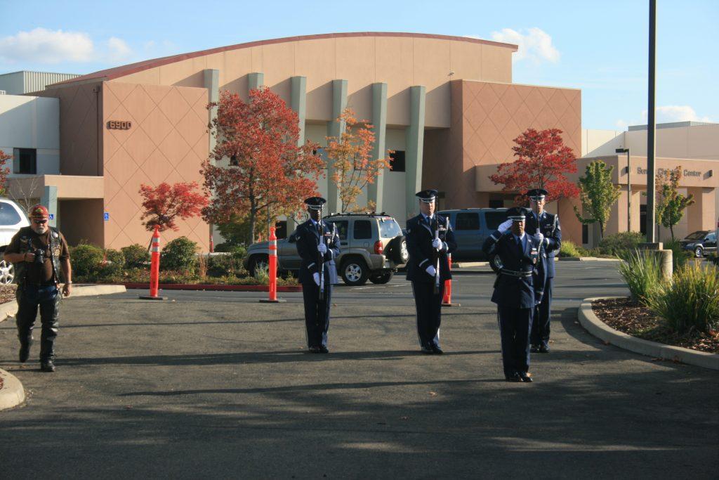 IMG 8046 - Snapshots of Veteran's Day of Honor