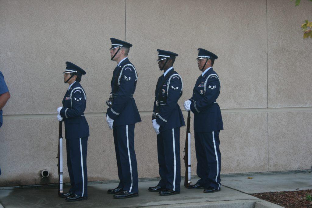 IMG 8068 - Snapshots of Veteran's Day of Honor