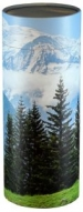 This scattering tube is perfect for those who loved the mountains.