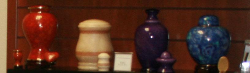 Urns Page Header - Urns